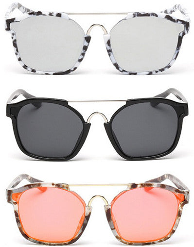 Acetate Trendy Sunglasses - 7 Colors - Awesome World - Online Store  - 4