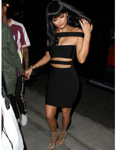 High Value King Kylie Bandage Dress - Awesome World - Online Store  - 4