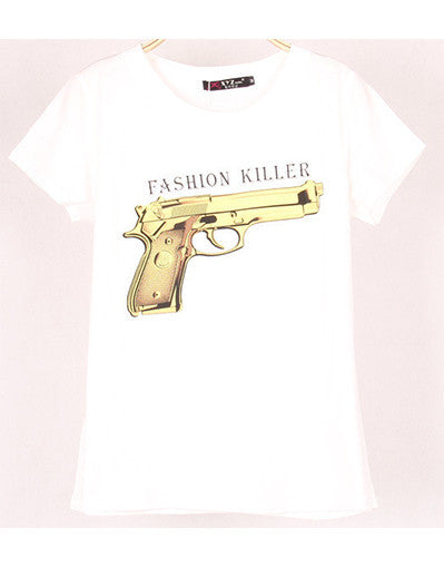 Fashion Killer T-shirt - Awesome World - Online Store  - 2