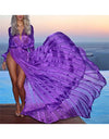 The Night Purple Dress - Awesome World - Online Store  - 1