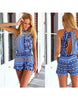 Multi Blue Playsuit - Awesome World - Online Store