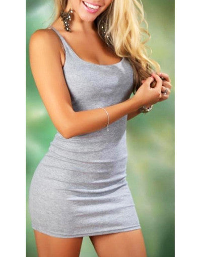 Kim Kylie Simple Dress - 4 Colors - Awesome World - Online Store  - 10