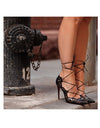 11 cm Strappy Heels - Awesome World - Online Store  - 1