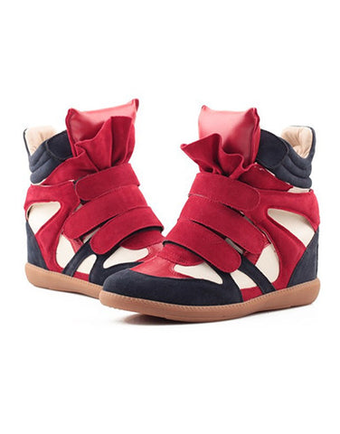 Wedge Sneakers - 3 models