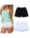 Fashion Lace Shorts - 2 Colors - Awesome World - Online Store  - 1