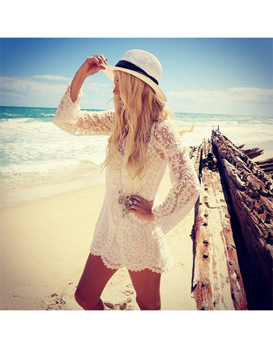 Boho Lace Dress - Awesome World - Online Store  - 2