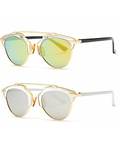 Soft Chic Celebrity Sunglasses - 2 Colors - Awesome World - Online Store  - 3
