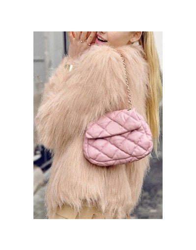 Faux Fur Jacket - 4 Colours - Awesome World - Online Store  - 3