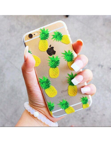 Pineapple Case - iPhone