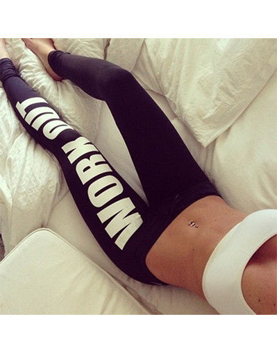 Work Out Sport Leggings - Awesome World - Online Store  - 1