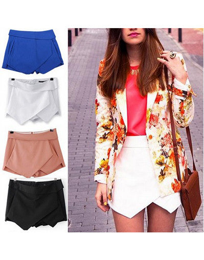 Geometric Shorts - 3 Colors - Awesome World - Online Store  - 1