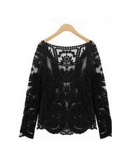 Lace Long Sleeve - Many Colours - Awesome World - Online Store  - 4
