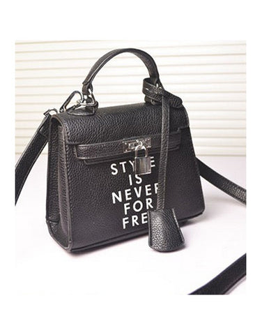 Style Is Never For Free Bag - 2 colors