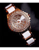 White Rhinestone Watch - Awesome World - Online Store  - 2
