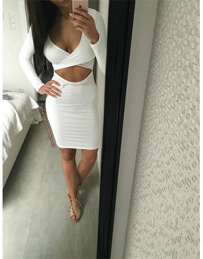 Club Bodycon Dress - 5 colors