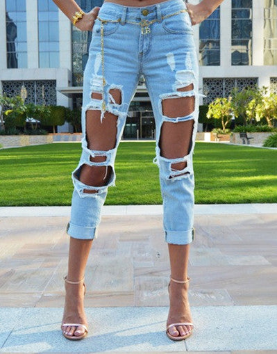 Ripped Jeans - Awesome World - Online Store  - 2