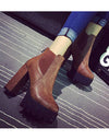Trendy Platform Boots - 2 colors - Awesome World - Online Store  - 1