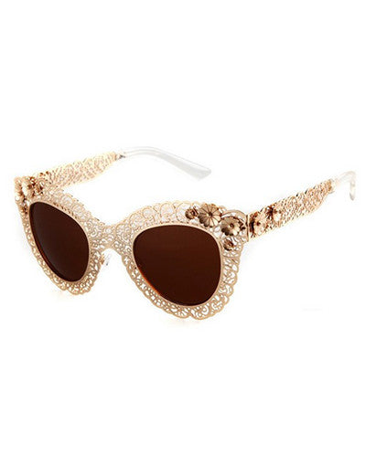 Amber Celeb Luxury Sunglasses - 4 Colors - Awesome World - Online Store  - 3