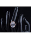 Huge Diamond Ring - Awesome World - Online Store  - 2