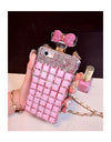 Rhinestone Bow Case iPhone - Awesome World - Online Store  - 1