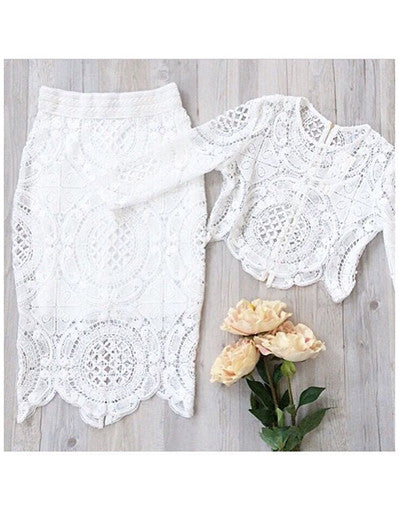 Exotic Lace Set - Awesome World - Online Store  - 1