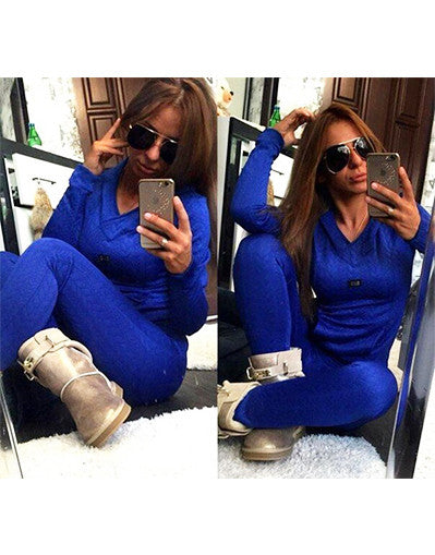Fashion Casual Tracksuit - 5 Colors - Awesome World - Online Store  - 2