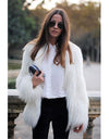 Faux Fur Jacket - 4 Colours - Awesome World - Online Store  - 1