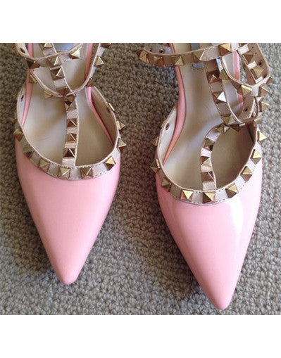 Blogger Style Pumps 8CM - 10 Colours - Awesome World - Online Store  - 3