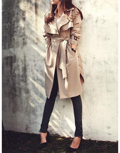 British Trench Coat - Awesome World - Online Store  - 1