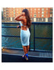 Strappy Backless Dress - Awesome World - Online Store  - 4
