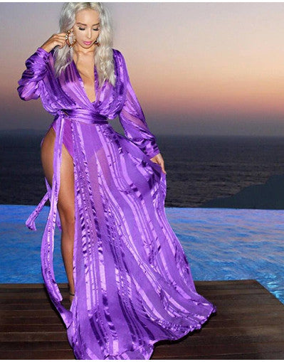 The Night Purple Dress - Awesome World - Online Store  - 2