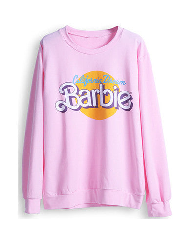 California Dream Barbie Sweater - Awesome World - Online Store  - 1