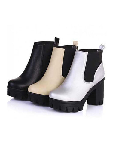 Blogger Boots - 3 Colors