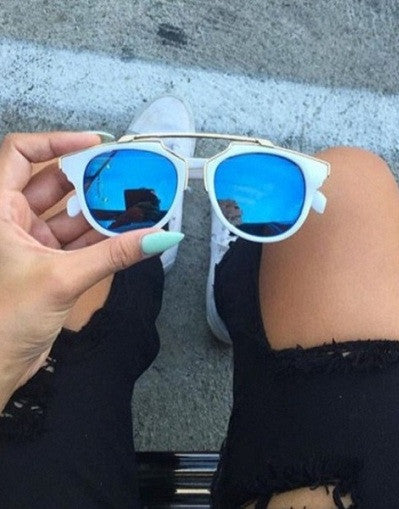 Mirrored Sunglasses - 9 colors - Awesome World - Online Store  - 2