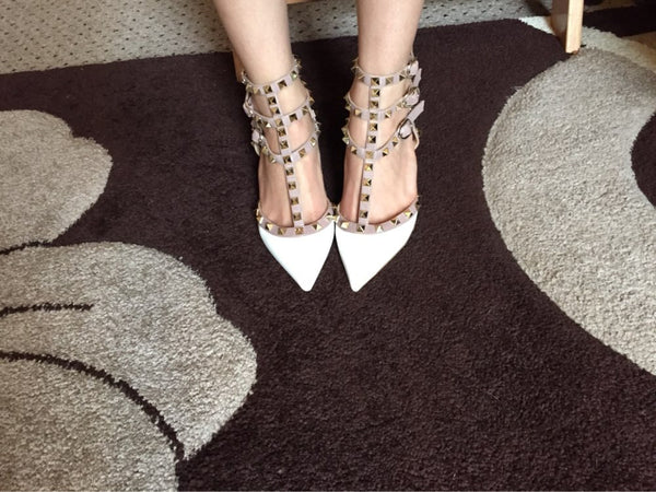 Blogger Style Pumps 8CM - 10 Colours - Awesome World - Online Store  - 8