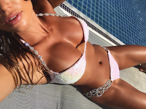 Sequined Glam Bikini