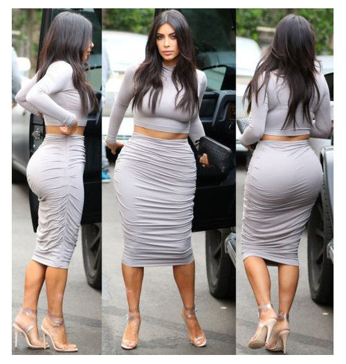 Kim K's Grey Set - Awesome World - Online Store  - 5