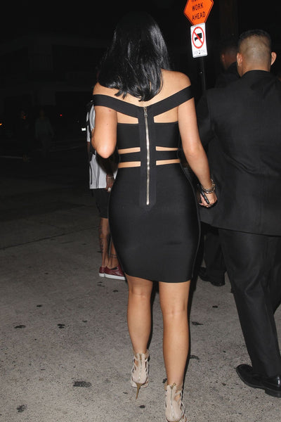 High Value King Kylie Bandage Dress - Awesome World - Online Store  - 7
