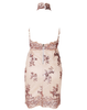 Glam Edition - Sequinned Halter Neck Dress - Awesome World - Online Store  - 3