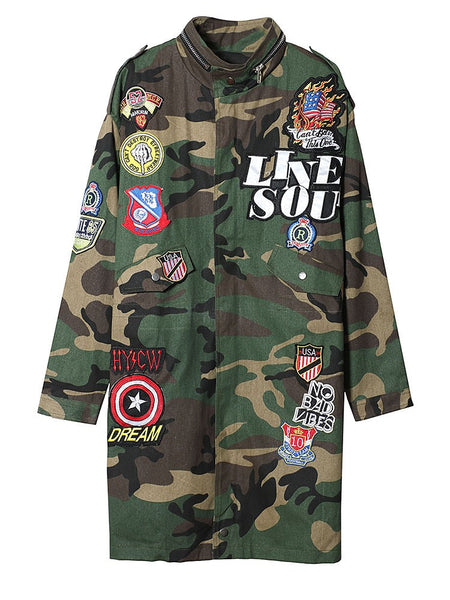 Street Style Army Jacket - Limited Stock - Awesome World - Online Store  - 3