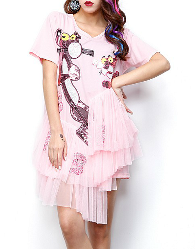 Street Style Shirt Dress - Limited Stock - Awesome World - Online Store  - 1