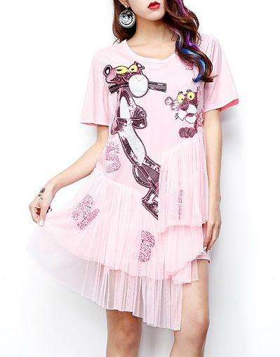 Street Style Shirt Dress - Limited Stock - Awesome World - Online Store  - 3