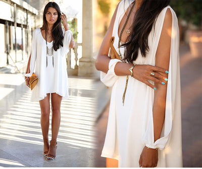 Chic Shirt Dress