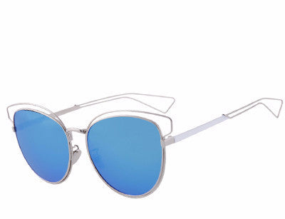 Frame Style Fashion Women Sunglasses - 7 Colors - Awesome World - Online Store  - 13