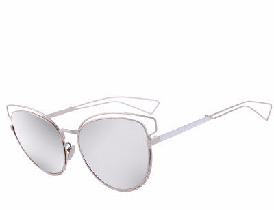 Frame Style Fashion Women Sunglasses - 7 Colors - Awesome World - Online Store  - 11