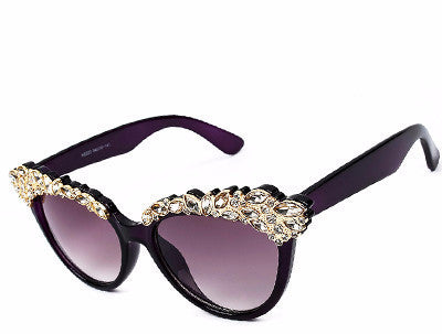Trendy Vintage Cat Eye Sunglasses - 6 Colors - Awesome World - Online Store  - 15