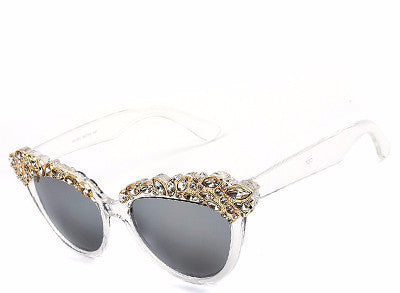 Trendy Vintage Cat Eye Sunglasses - 6 Colors - Awesome World - Online Store  - 13