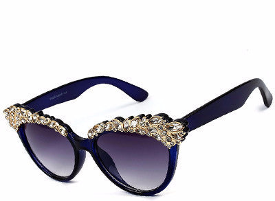 Trendy Vintage Cat Eye Sunglasses - 6 Colors - Awesome World - Online Store  - 16