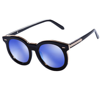 Vogue Round Sunglasses - 9 Colors - Awesome World - Online Store  - 5