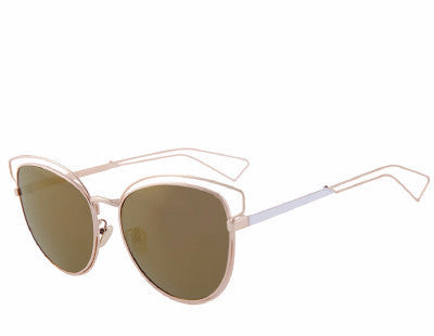Frame Style Fashion Women Sunglasses - 7 Colors - Awesome World - Online Store  - 12
